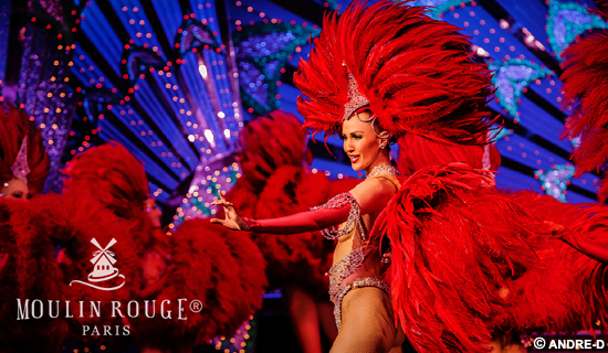 The Moulin Rouge Paris at Best price - Exclusive offers