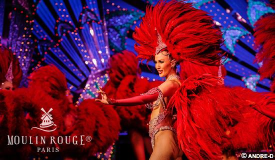 Le Moulin Rouge au meilleur prix - Offres exclusives