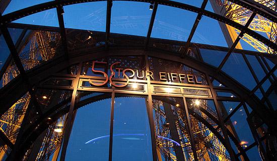 Restaurante de la Torre Eiffel