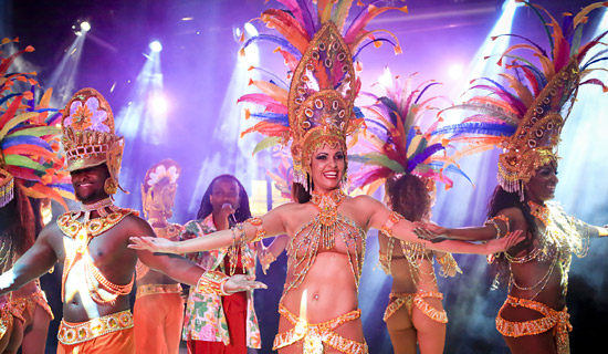 Brasil Tropical : The best brazilian cabaret in Paris