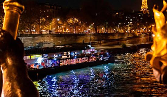 Diner croisière Eiffel - Offre Découverte
