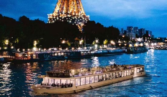 Festive Dinner Cruise - VIP location