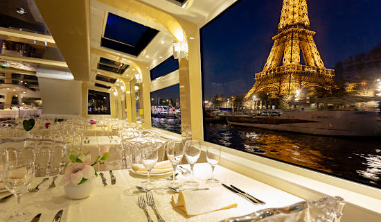 Eiffel dinner cruise - Special Offer