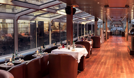 Lounge Dinner cruiseBest price !