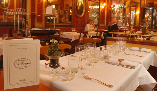 """Le Procope"" restaurant - EXCLUSIVE OFFERS  !"