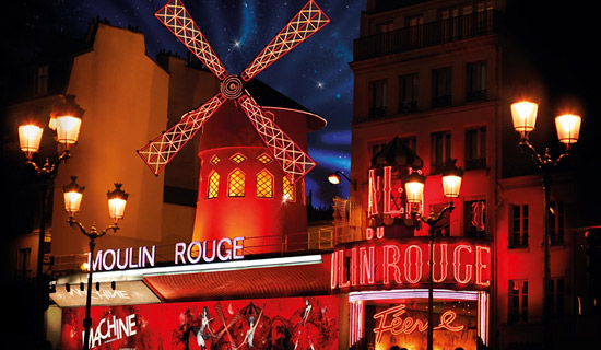 Our Best of programs with the Moulin Rouge