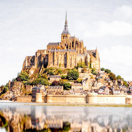 Excursion en France au départ de Paris