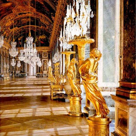 Visite et excursion à Versailles au départ de Paris