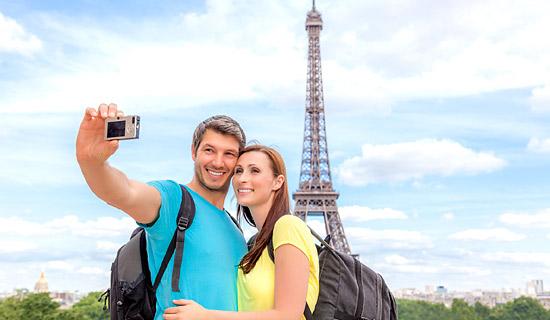 Visita y descubrimiento libre de Paris