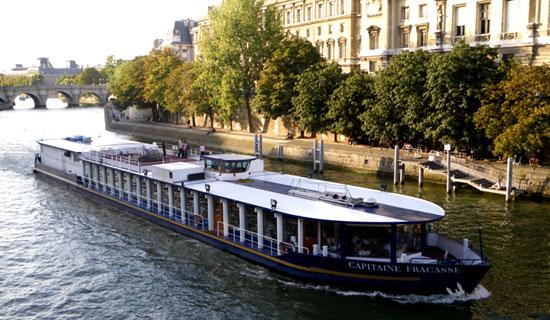Croisière brunch sur la Seine