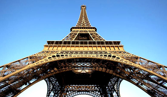 Eiffel Tower visit + Seine cruise
