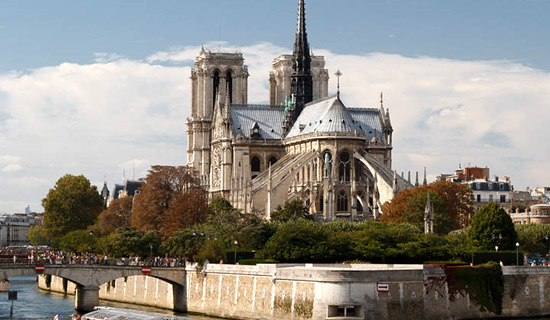 Discovery walking tour - Historical Paris