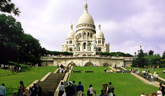 Discovery walking tour of Montmartre