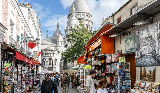 Paseos descubierta en Paris