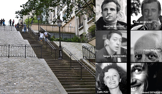 Visite du Paris des Artistes Quartier Montmartre