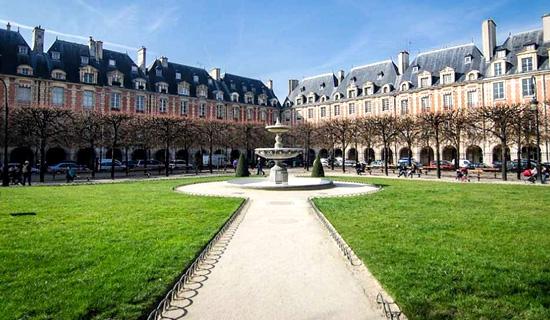 Visite guidée du Marais