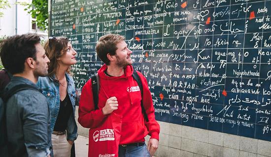 Guided walking Tour of Hidden Montmartre