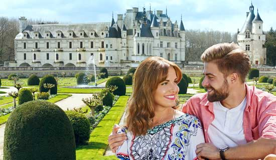 Visita privada de los castillos del Loira : 1 a 8 pers