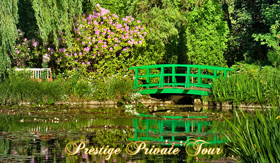 Excursion y visita privada de Giverny