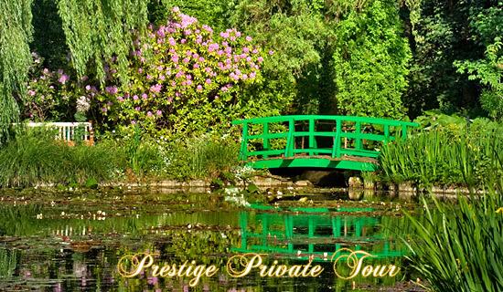 Escapade et Visite privée de Giverny