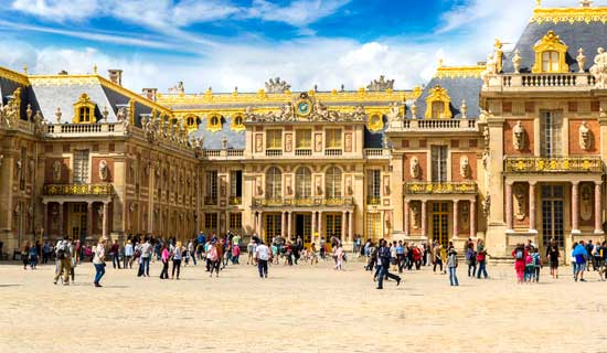 Versailles Prestige Private Tour half day