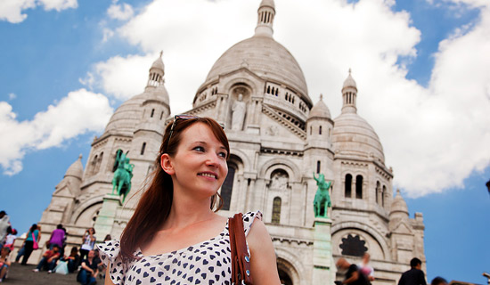 Paris guided tours at Best price