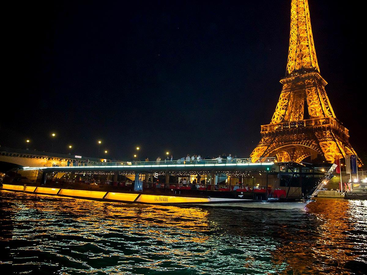 Bateaux Mouches - Diner croisiere | France Tourisme