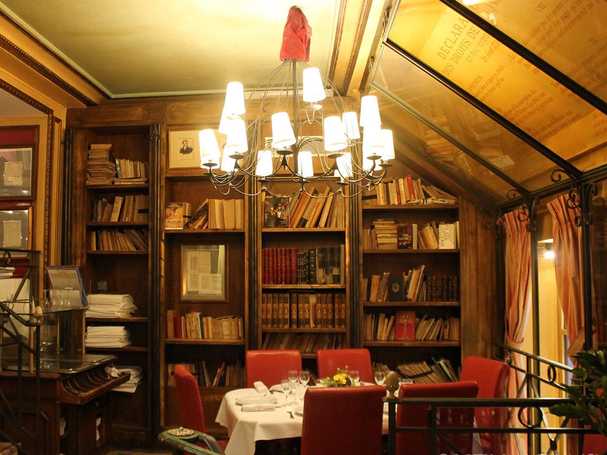 Diner Au Procope Et Visite De Paris La Nuit