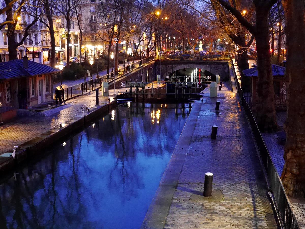 Croisiere Ap U00e9ritif Sur Le Canal Saint Martin