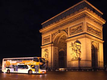 Paris By Night Tour