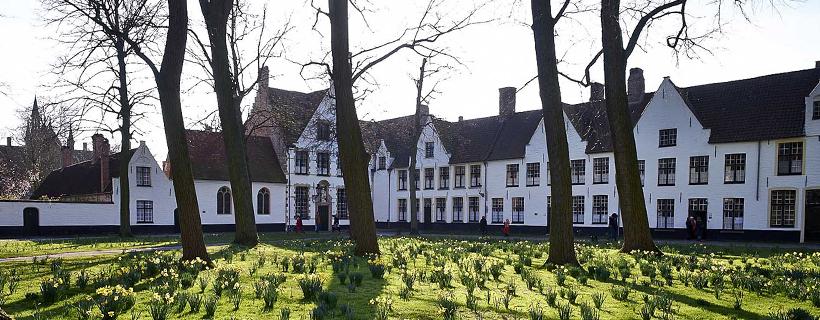 Le Beguinage à Bruges