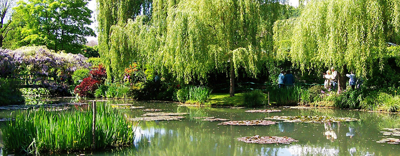 Visite de giverny visiter giverny for Jardines de monet