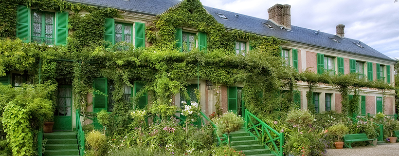 The House of Monet in Giverny