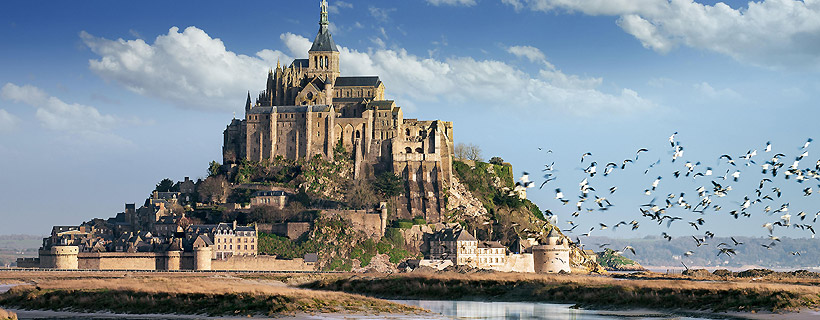 mont saint michel. Black Bedroom Furniture Sets. Home Design Ideas