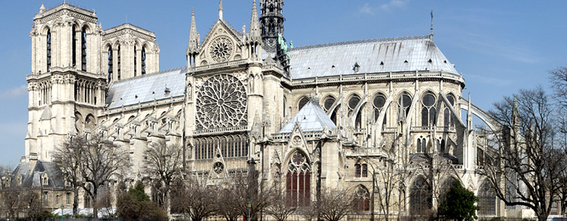 The Cathedral Notre-Dame de Paris