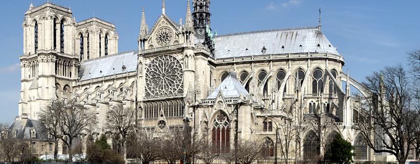 The Cathedral Notre-Dame de Paris