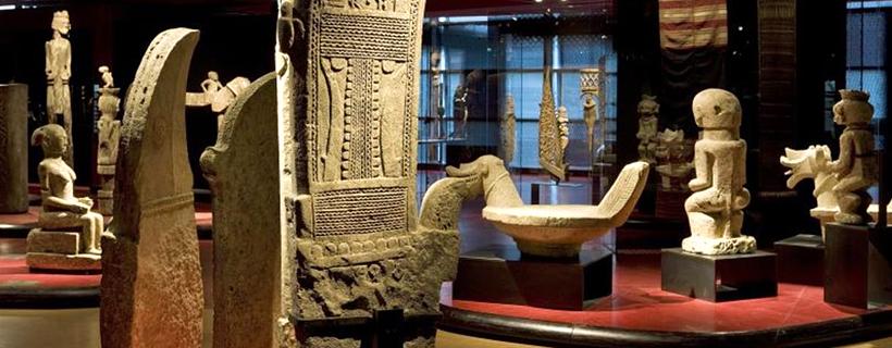 El museo de los artes y de las civilizaciones