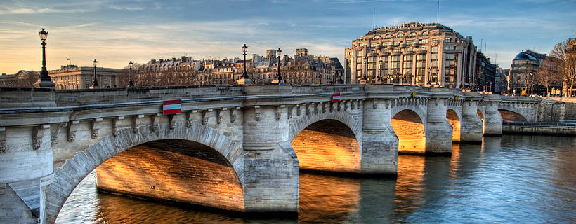 The Pont-Neuf