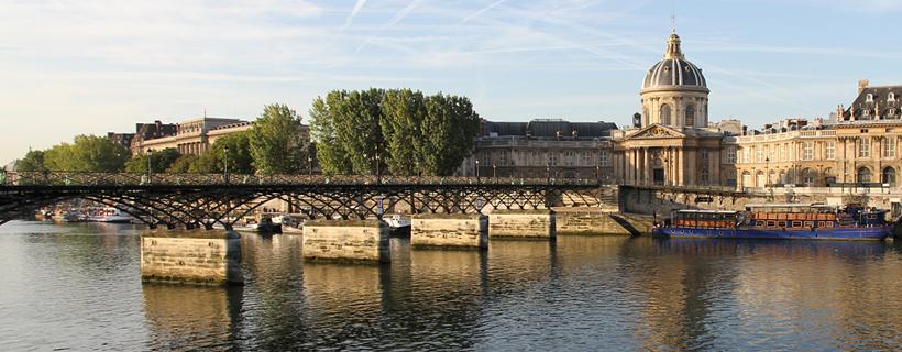 The bridge of arts